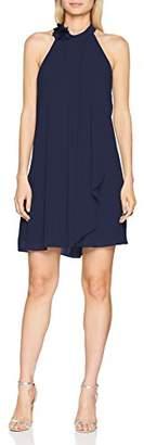 Vera Mont Women's 44/5000 Party Dress, (Blue Plum 9138)