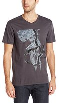 Calvin Klein Jeans Men's Smoking V-Neck T-Shirt