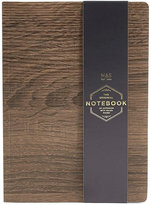 Marks And Spencer Wooden Effect Notebook