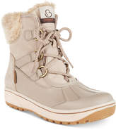 Bare Traps Danula Lace-Up Cold-Weather Boots Women's Shoes