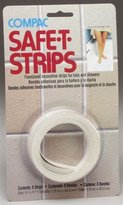 Compac Safe-T-Strips 8ct