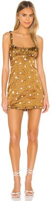 For Love & Lemons Tawney Mini Dress