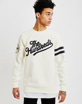 The Hundreds Casewell Crewneck Sweatshirt White