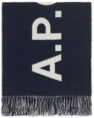 A.P.C. Angele scarf