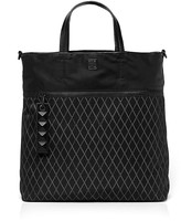 MCM Tumbler Nylon Tote Bag