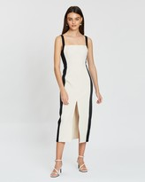 C/Meo Collective Consumed Midi Dress