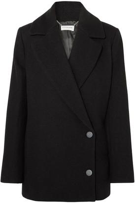 By Malene Birger Melinnda Wool-blend Twill Coat