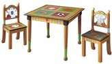 The Well Appointed House Teamson Design Lil' Sports Fan Child's Table and Chairs Set