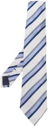Giorgio Armani Striped Print Tie