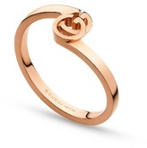 Gucci Women's Double-G Stack Ring