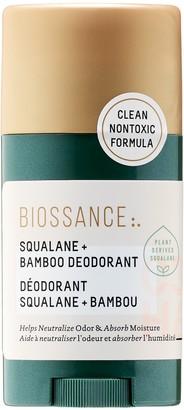 Biossance - Squalane + Bamboo Deodorant