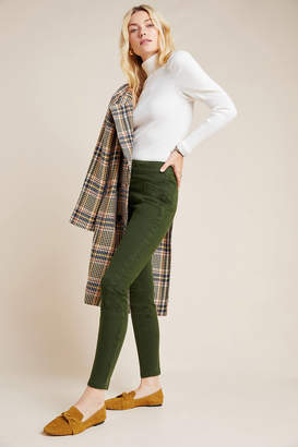 Anthropologie Jefferson Seamed Leggings