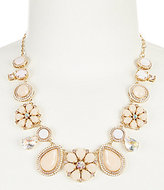 Kate Spade At First Blush Mother of Pearl Statement Necklace