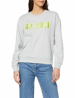 Armani Exchange Women's Gothic Armani Sweatshirt