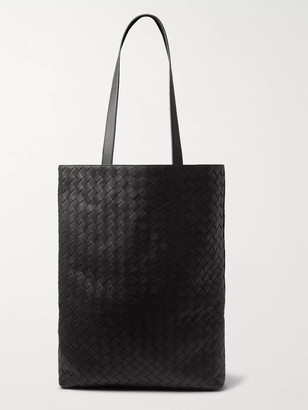 Bottega Veneta Large Intrecciato Leather Tote Bag