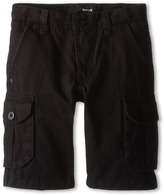 Hurley One and Only Cargo Shorts (Little Kids)