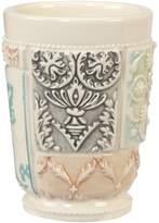 Creative Bath Triangles Ceramic Tumbler