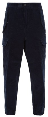 2 Moncler 1952 - Classic Corduroy Track Pants - Navy