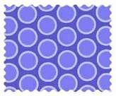 Camilla And Marc SheetWorld Primary Bubbles Woven Fabric - By The Yard - 101.6 cm (44 inches)