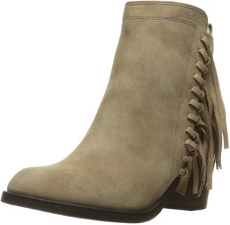 Sugar Women's Vine Ankle Bootie Dark Natural 6.5 M US