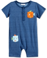 First Impressions Fish Pocket Sunsuit, Baby Boys (0-24 months)