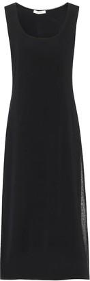 The Row Partefo cotton midi dress