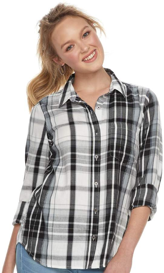 fbafb2da8 Teen Girl Plaid Shirt - ShopStyle