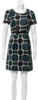 Kate Spade Silk Printed Dress