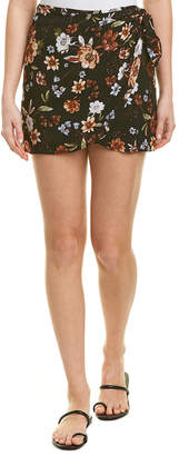 Sage The Label Route 81 Mini Skirt