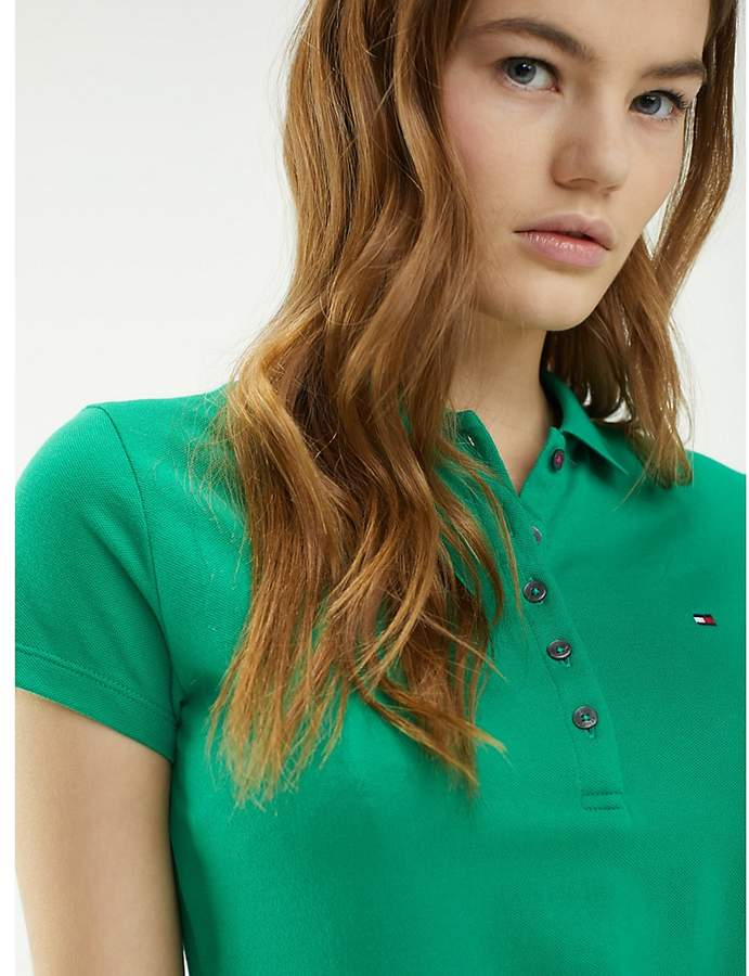 2613970d9 Tommy Hilfiger Polo Shirts For Women - ShopStyle UK