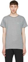 Isaora Grey Tech T-shirt