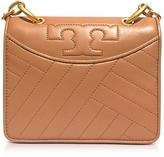 Tory Burch Alexa Aged Vachetta Leather Mini Shoulder Bag