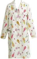 Smithsonian Cat's Pajamas Flannel Nightshirt
