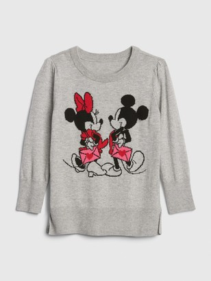 Disney babyGap | Minnie Mouse and Mickey Mouse Tunic Sweater