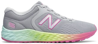 New Balance Lace-Up Colorblock Sneaker (Toddler & Little Kid)