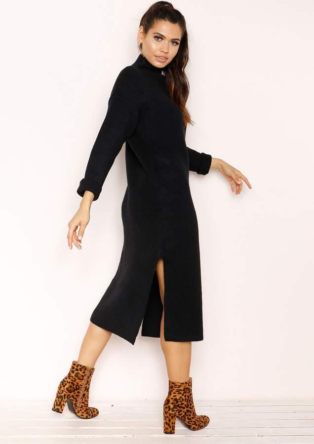 49c5f998b4aa Knitted Jumper Dress - ShopStyle UK