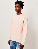 Edwin Classic Crew Sweatshirt Pink