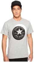 Converse Large Circle Chuck Patch Short Sleeve Tee