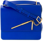 Sophie Hulme flap shoulder bag