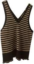 Sonia Rykiel Black Cotton Top for Women