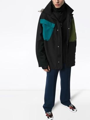 Byborre Field hooded jacket