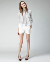 Etoile Isabel Marant gianni collared top
