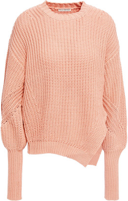 Ulla Johnson Cosima Cotton-blend Sweater