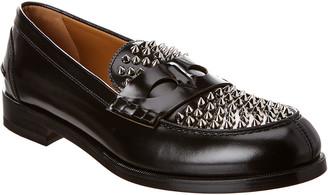Christian Louboutin Montezupik Leather Loafer
