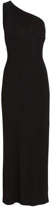 The Line By K Avalon One-Shoulder Jersey Dress