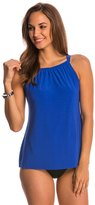 Miraclesuit Shoreline High Neck Tankini Top 8145987