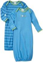Gerber 2 Pack Lap Gown - Car (Baby) - Blue-0-6 Months