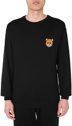 Moschino Sweater With Hood