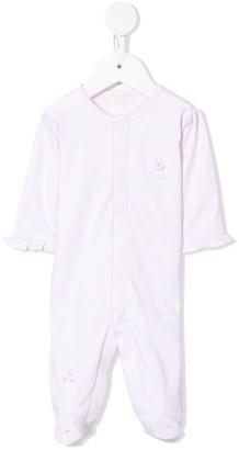 Kissy Kissy Embroidered Pajamas