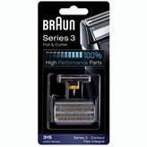 Braun Combi 31S Foil And Cutter Replacement Pack 5414 5610 5612 360 380 5877 5775 5770